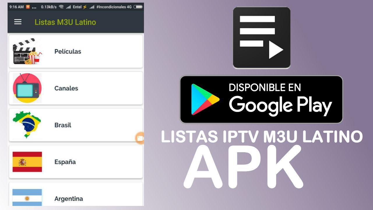 conseguir listas iptv m3u latino actualizadas funcionales 2018 vip gratis