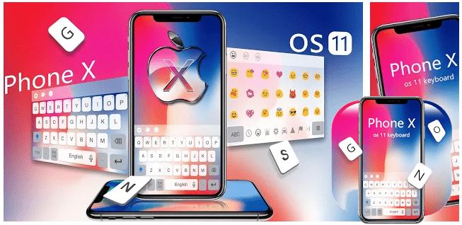 ▷ Descargar teclado de iPhone para Android 2019: Con emojis IOS